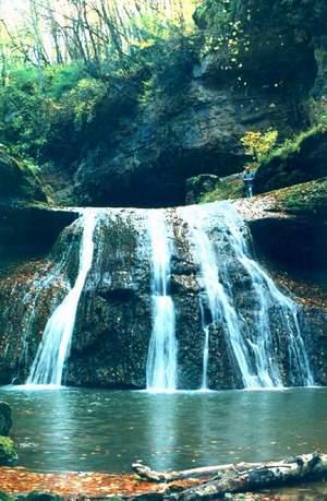 Водопад чаша любви водопад девичья